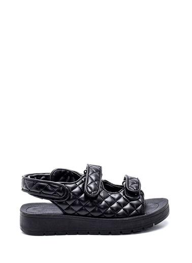 Derimod Outdoor Sandalet Siyah
